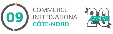 Commerce international Côte-Nord
